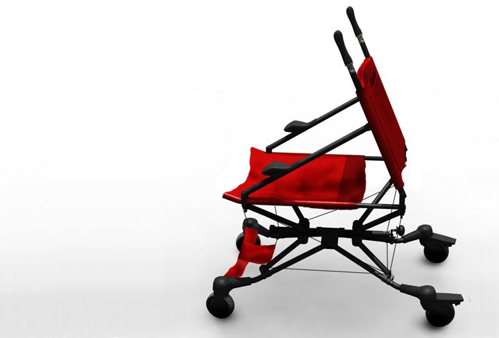 Promen-Aid Travel Chair