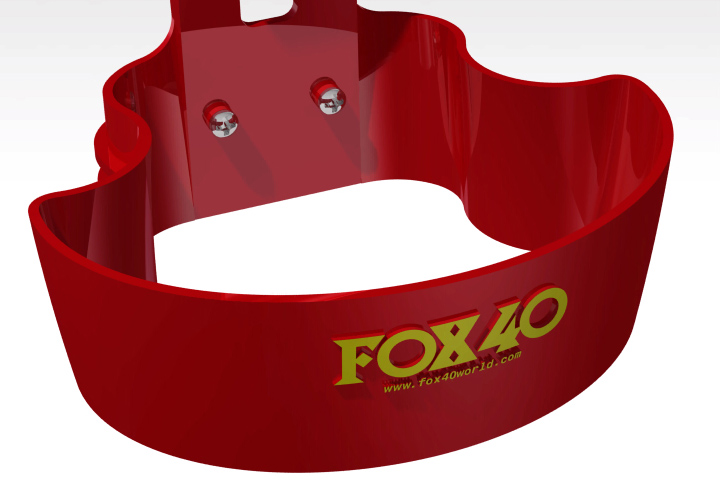 Fox 40 Emergency Canister Bracket