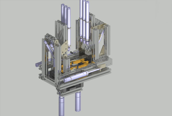 Pneumatic Assembly Fixture