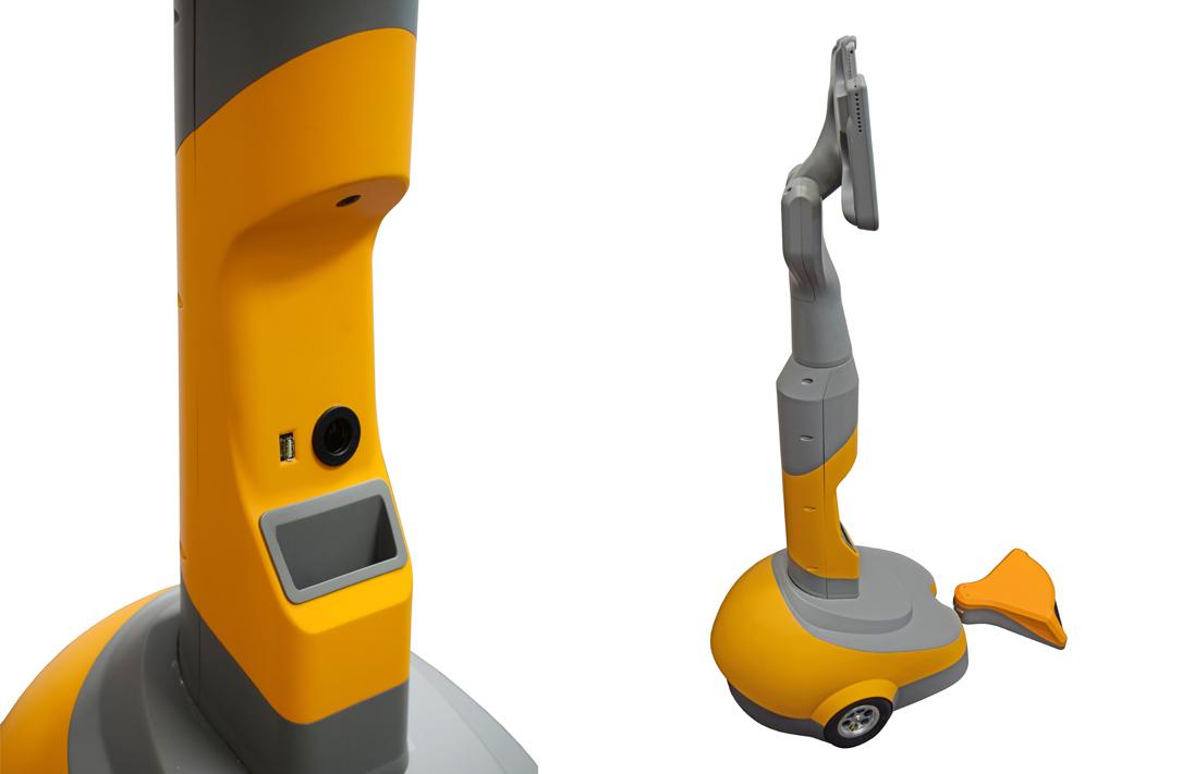 Mechanical Engineering | Robot Body