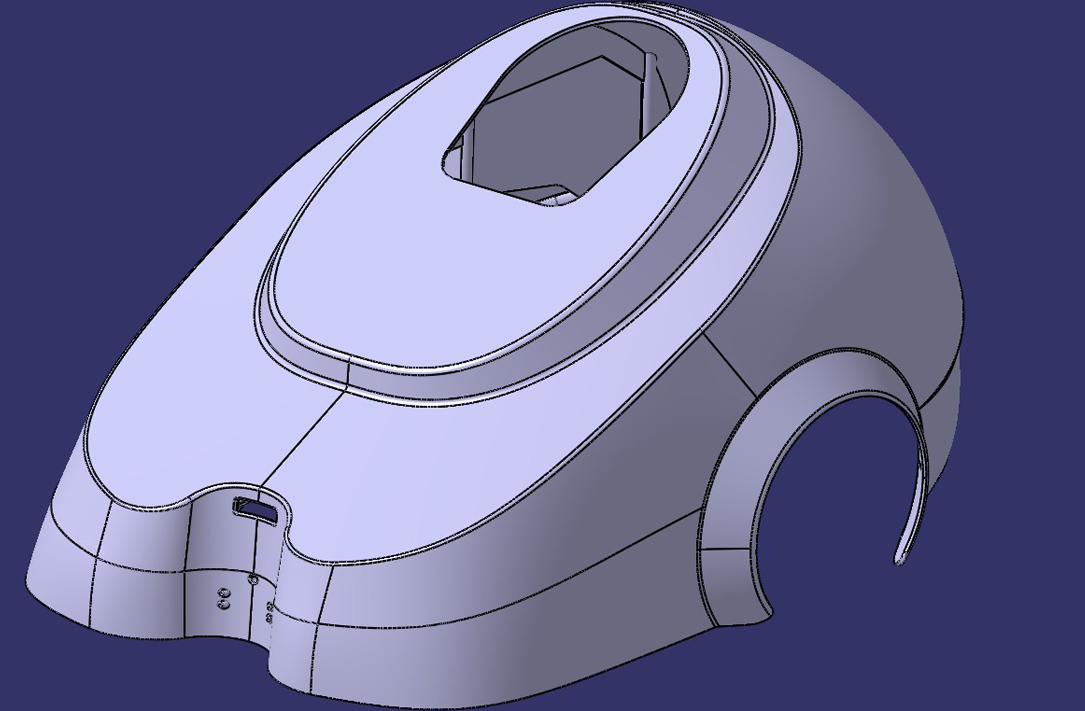 Mechanical Engineering | Robot Design