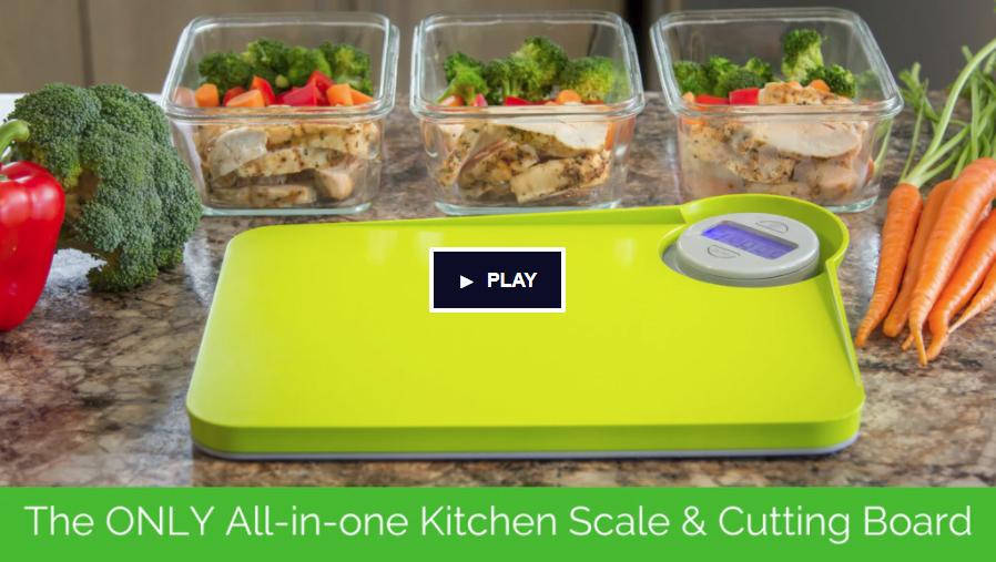 Kickstarters Campaign | NutriScale Board