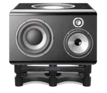 ISO-L8R Series Isolation stands for studio monitors