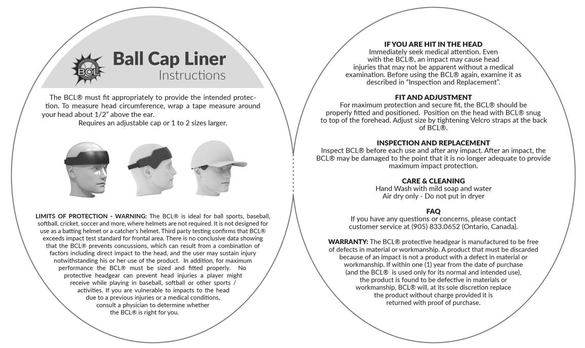 Instruction Sheet Design
