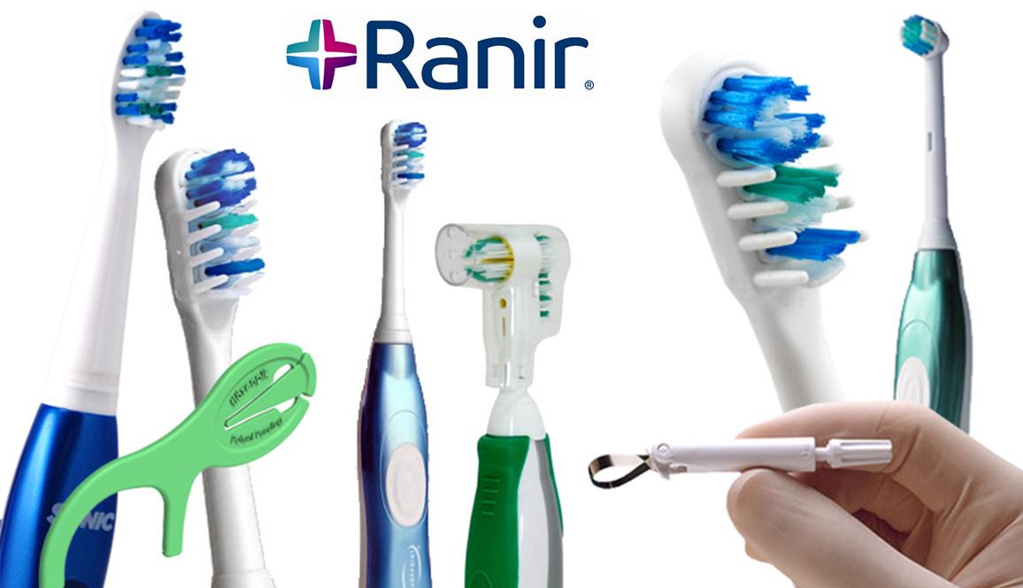 Product development for Corporations - Ranir