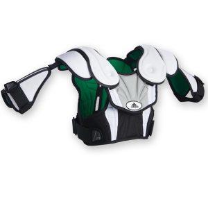 Adidas, Shoulder Pad, Designs Final Product, lacrosse gear design