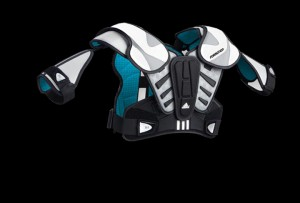 Adidas, Shoulder pads, concept, product design
