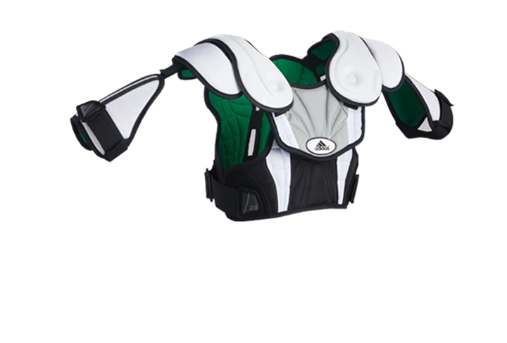 211 Adidas Shoulder Pads