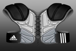 adidas, Lacrosse, protection, liner, design concepts