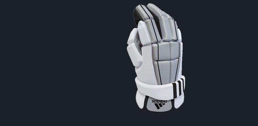 Adidas Lacrosse Glove Design