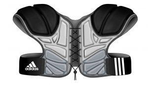 Adidas Lacrosse Shoulder Pads
