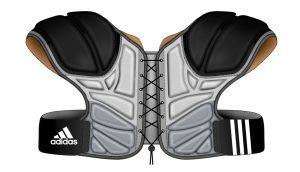 Adidas Lacross Shoulder Pads 5