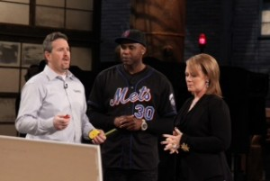 Cliff Floyd, Adam Pauze, Dragons den, pitching, new inventions