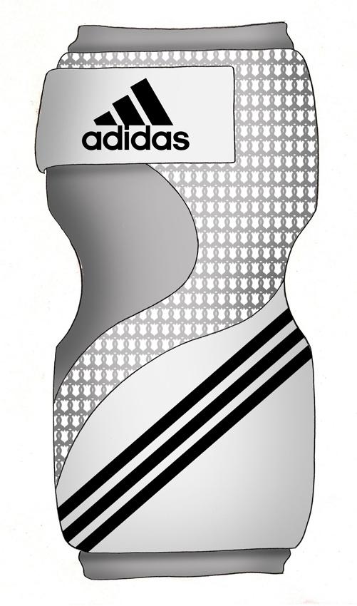 Adidas Lacrosse Arm Guard Sketch