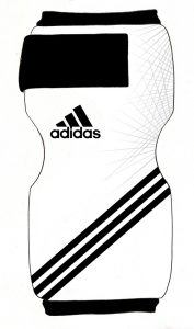 Adidas, Lacrosse, Arm Guard, lacrosse Gear, Product Development
