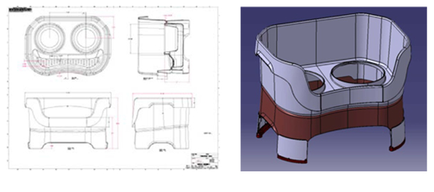CAD-Drawings