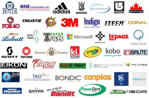 spark innovations client logos
