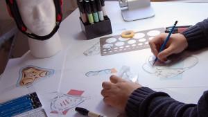 Industrial design, product development