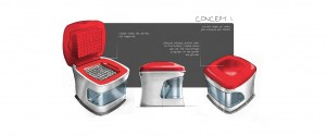 Industrial design, Product development, concepts, sketches, renderings