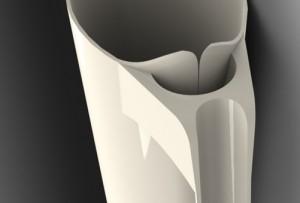 Milk Pitcher, concept design, rendering