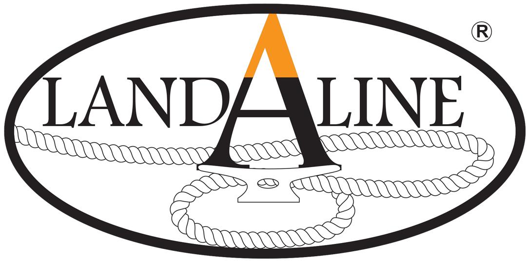 LandALine Logo Design