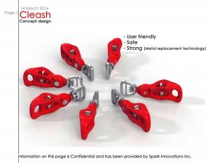 cleash, dog, leash. product design, innovation, new ideas