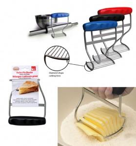 pie blender, pastry utensil, ki, kitchen innovations