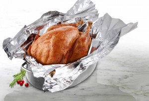 Poultry Perfection, perfect turkey, turkey tent