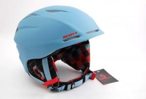 Scotts V12, helmet designm helmet engineering, Helmet final product