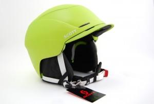 Scotts V8, helmet designm helmet engineering, Helmet final product