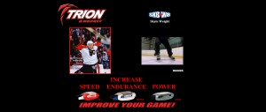 Trion Hockey, hockey training aid, Sk8W8