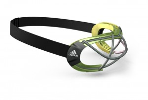 Rendering, Women Lacrosse Goggles, product design