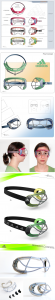 Rendering, Women Lacrosse Goggles, product design