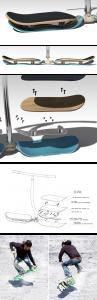 Snobird, snow board, new, product development