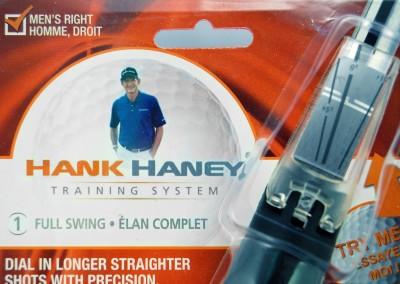 Hank Haney Training System