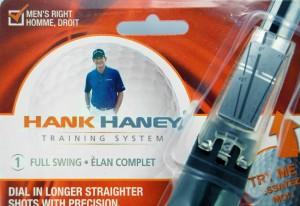 golfers, training aid, hank hanny, golf grip