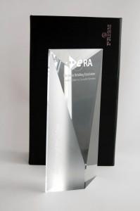 Drywall Axe, award, presentation