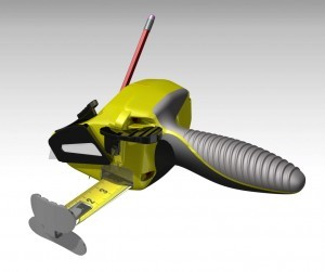 Drywall Axe, rendering, 3 in one tool, cutting, drywall, product design, new ideas