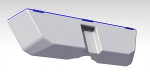 Fox 40, concepts, Marine Boat Storage Box, renderings