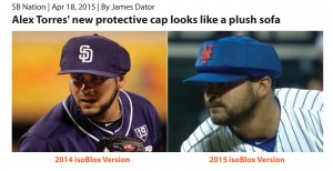 MLB, BCL, Isoblox, Head protection, Liner