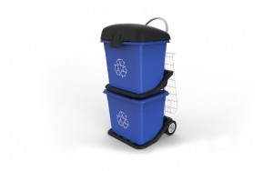 recycle bin, bin design, eco friendly bin