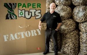 PaperNuts, Design Partnership, Spark Innovations, New Retail Unit