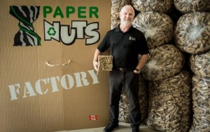 PaperNuts, Design Partnership, Spark Innovations, New Retail Unit
