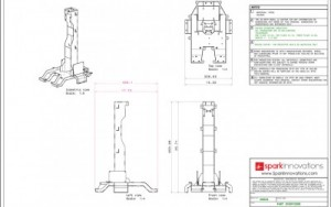Robot, Virtual presence robot, Mechanical drawings, technical drawings, product design