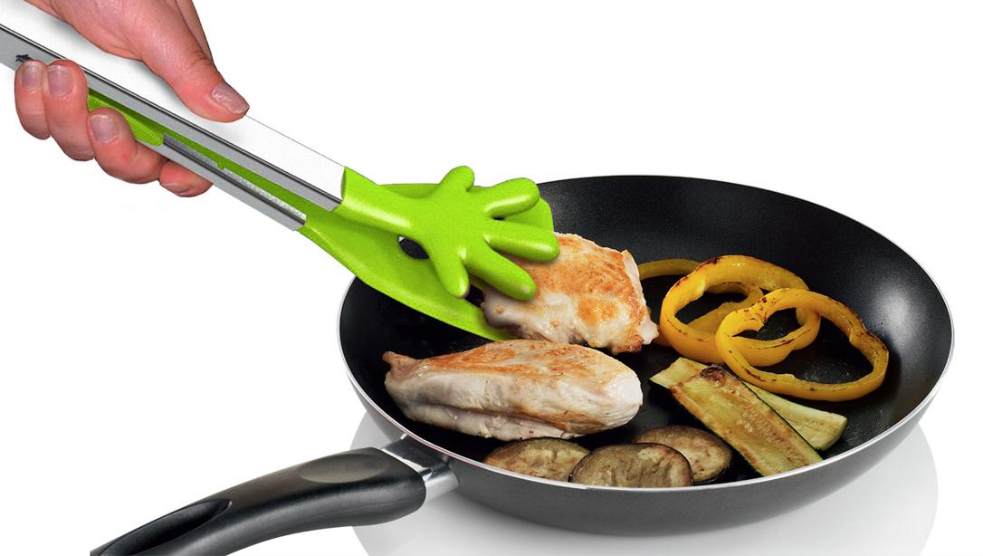 Kitchen Tools Handy Flipper Tong