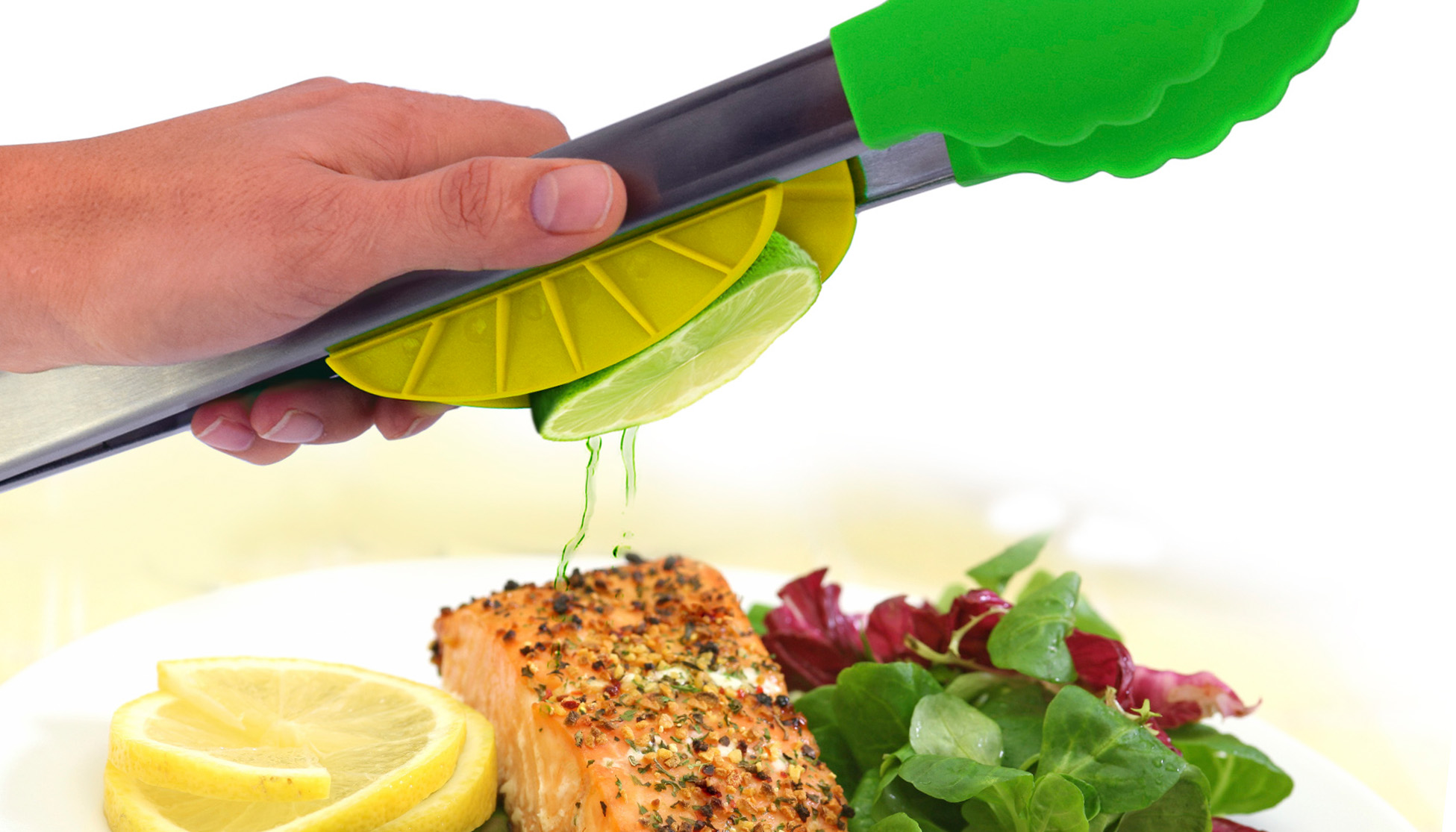 Kitchen tool design- Lemon or lime squeezer