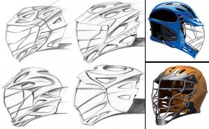 Helmet design, product development