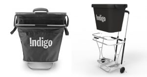 Indigo, Shopping cart, product design, rendering, concept, exploded, views