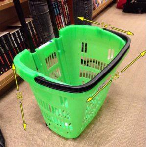 Indigo, Shopping cart, old cart, change