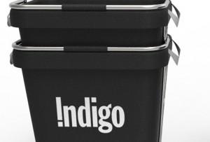 Indigo cart design, industrial design, product development, rendering
